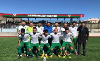 Pasur Belediyespor evinde güldü: 3-0