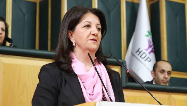 HDP Meclis'te 'Barış nöbeti'ne başlıyor