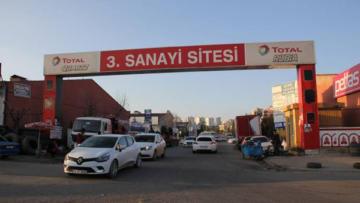 Diyarbakır 3'üncü Organize Sanayi Sitesi esnafı dertli; İş yapamıyoruz
