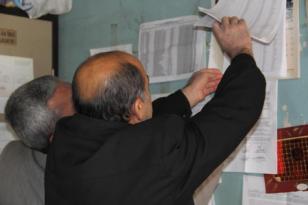 Diyarbakır'da 15 bin 885 seçmenin sandığı taşınıyor