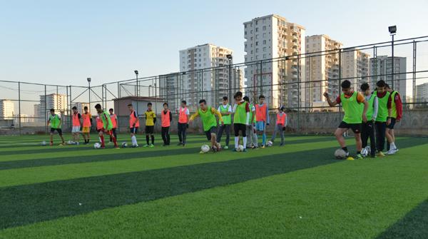 79 spor tesisi inşa edildi