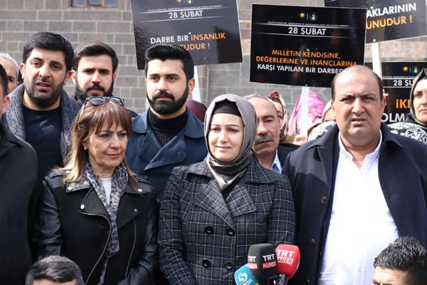 Video Haber: Bölgede 28 Şubat açıklaması