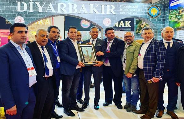 Geleceğin turizm kenti Diyarbakır