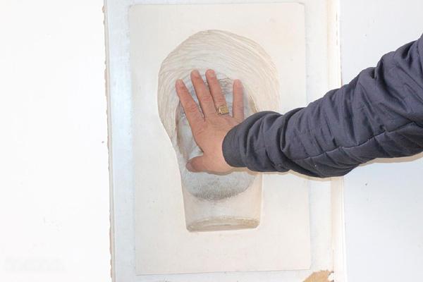 Video Haber: 600 yıllık 3 boyutlu portre görenleri hayrete düşürüyor