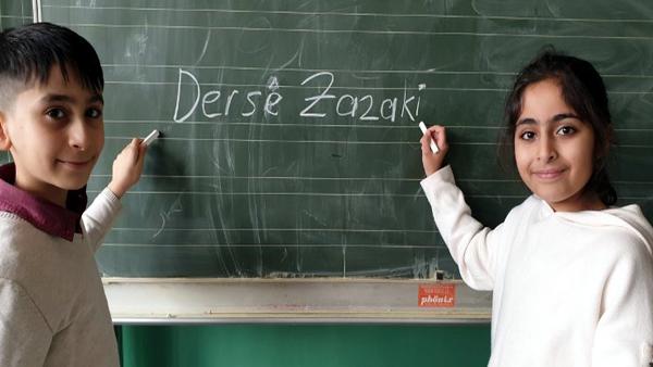 Almanya'da Zazaca anadil dersi müfredatta