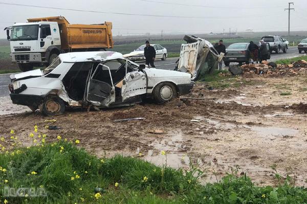 HDP milletvekili kaza geçirdi
