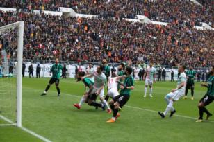 Amedspor'dan 3, Sakaryaspor'dan ise 1 futbolcu PFDK'ya sevk edildi