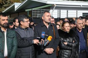 Baro avukatlarına saldırı