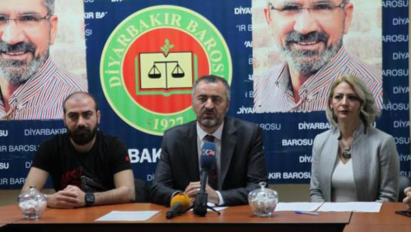 Baro'dan İranlı avukata verilen cezaya tepki