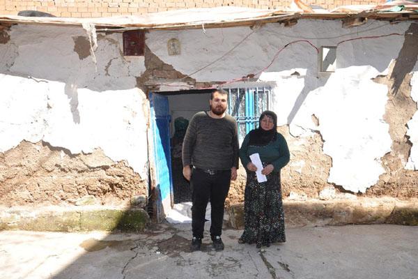 Video Haber: Evleri yıkılacak korkusuyla yaşıyorlar