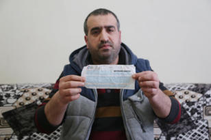 """VİDEO HABER: """"DEDAŞ sayacımı çekiçle kırarak 4 bin 350 TL ceza kesti"""""""