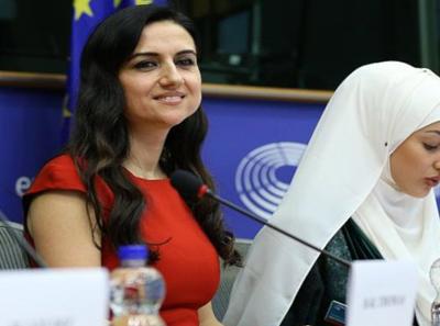 Avrupa Parlamentosu'ndan kadın azmine ödül