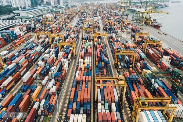 Dış ticaret haddi 5,4 puan azaldı