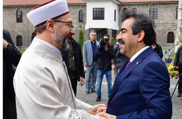 """""""Diyarbakır bir İslam şehri"""""""