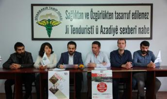 'Türk Işını' iddiasına Diyarbakır Tabip Odası'ndan tepki