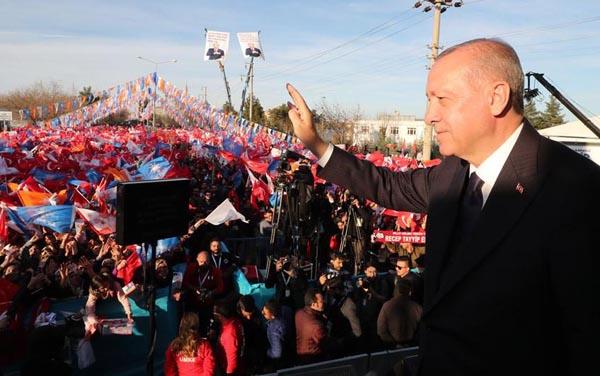 """Video Haber:""""Seçim Kürt kardeşlerimiz için beka meselesidir"""""""