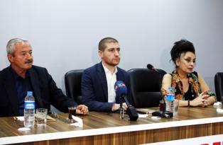 KESKİN'DEN HDP'YE 'MECLİSTEN ÇEKİL' ÇAĞRISI