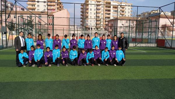 Diyarbakır'da futsal müsabakaları sona erdi