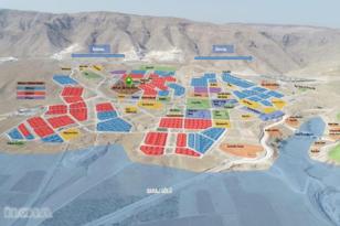 Hasankeyf'teki konutlar için Nisan'da kura çekilecek