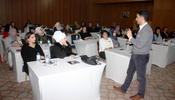 Diyarbakırlı kadınlar istihdam ediliyor