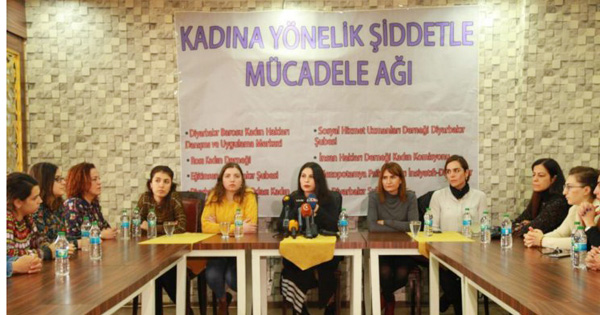 """""""Kadına Yönelik Şiddetle Mücadele Ağı"""" kuruldu"""