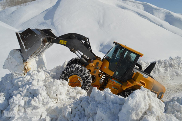 Bitlis'te 150 köy yolu ulaşıma kapandı