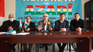 5 Kürt partisinden HDP'ye baskına tepki