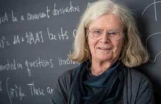 """""""Matematikçilerin Nobel'i İlk Kez Bir Kadına Verildi"""
