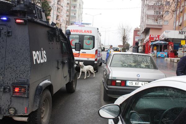 Diyarbakır'da gaz kokusu paniği