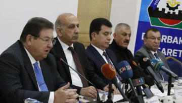 Diyarbakır'da IKBY arasında işbirliği protokolü