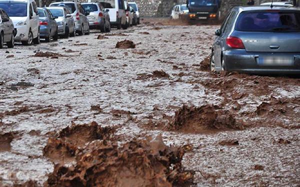 Akdeniz ve Güneydoğu Anadolu Bölgesi için sel tehlikesi uyarısı