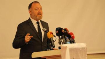 """""""Yerel demokrasiyle Türkiye'nin önünü açacağız"""""""
