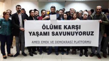 Diyarbakır'daki STÖ'lerden çağrı: Yarın geç olabilir