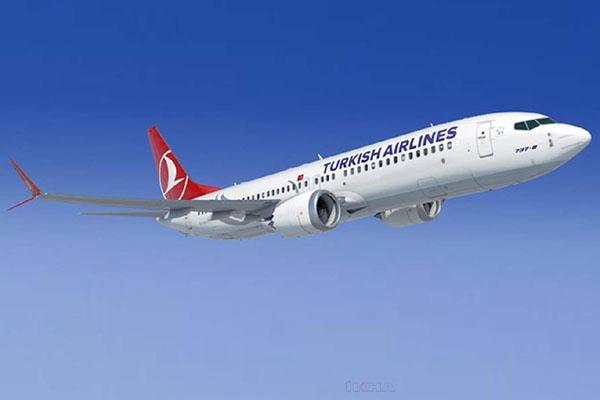 Kürdistan'a uçak seferleri başladı