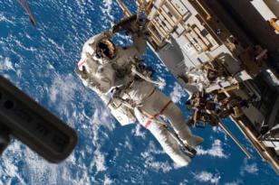 Ay'a ilk kadın astronot yolda