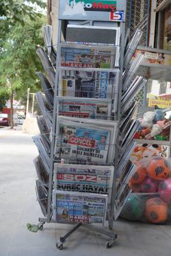 Yerel gazetelerden ortak açıklama