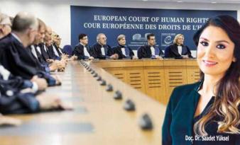 AİHM'e kadın yargıç