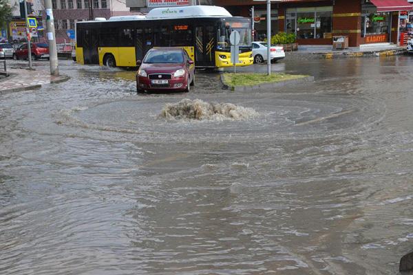 Güneydoğu'da 4 il için kuvvetli yağış uyarısı