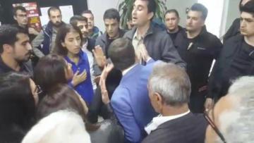 HDP Bağlar Belediyesi'nde ilk toplantıyı terk etti