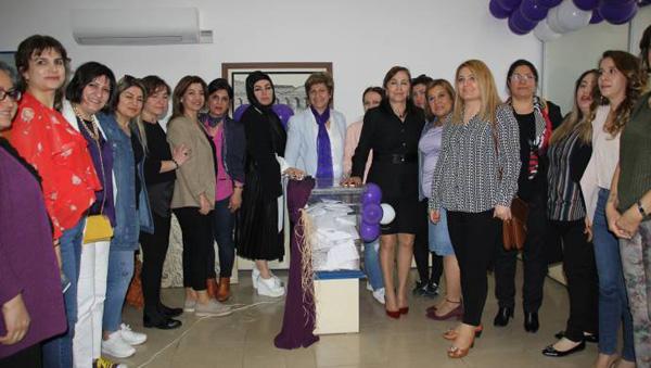 DTSO Kadın Meclis'inin ilk seçimi yapıldı