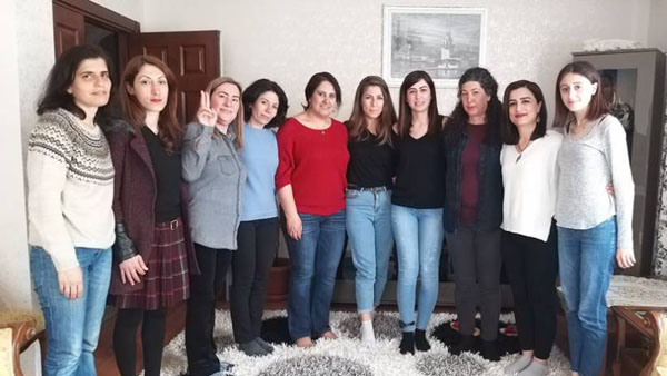 11 kadına elektronik kelepçe cezası