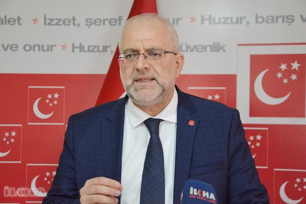 Bozan: Kayyum milletin iradesini yok sayıyor