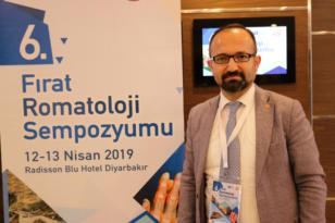 Fırat Romatoloji Sempozyumu'nun 6.'sı Diyarbakır'da yapıldı