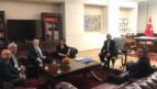 HDP eş başkanlarından Kılıçdaroğlu'na ziyaret