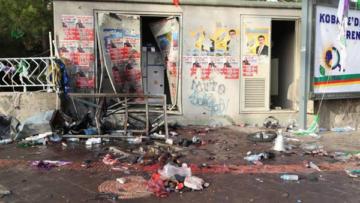 HDP mitingine yönelik saldırıda 5 polis hakkında suç duyurusu