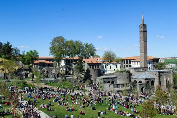 Diyarbakır'da hedef 2019 yılında 3 milyon turist ağırlamak