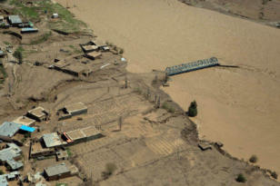 İran'da sel felaketi can almaya devam ediyor