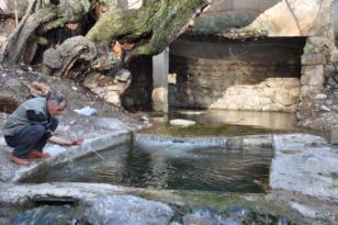 İran sınırındaki kaplıcanın turizme kazandırılması talebi