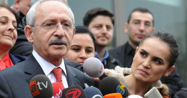 Kılıçdaroğlu Berberoğlu'nu savundu, Berberoğlu helallik istedi