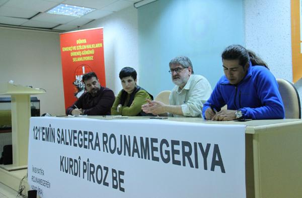 VİDEO HABER: 'İstanbul'daki gazeteciliği sorgulamak lazım'